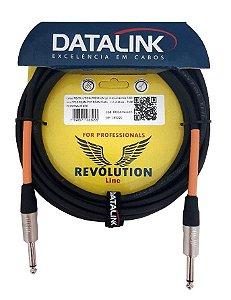 Cabo Datalink Revolution Premium P10 Rean Preto RI054 5 m
