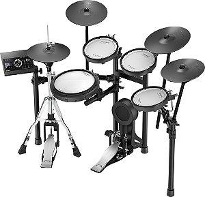 Bateria Eletrônica Roland TD-17 KVX V-Drums + estante