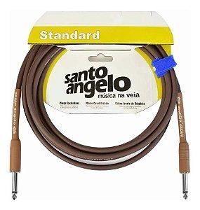 CABO SANTO ANGELO GUITARRA ACOUSTIC PLUG P10 P10 4,57MTR