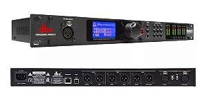 Processador Áudio Dbx Driverack Pa2 Wi-fi Crossover 110v