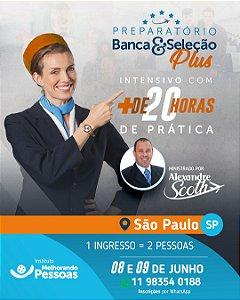 Banca e Seleção PLUS - 20 horas práticas com Scoth