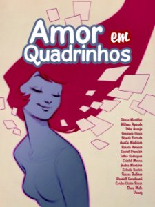 Amor em Quadrinhos + marca página de Mike Deodato