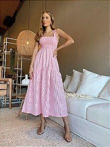 Vestido Simone Laranja