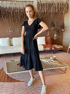 Vestido Luana Preto