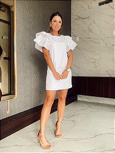 Vestido Clara Branco