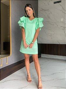 Vestido Clara Verde