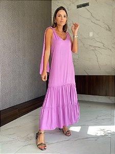 Vestido Lara Lavanda