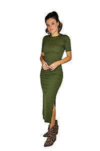 Vestido Francine (manga curta)