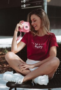 T-shirt Choose Happy