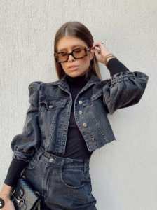 Jaqueta Jeans Marcela