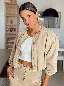 Jaqueta Jeans Nina