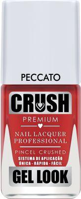 ESMALTE CRUSH - PECCATO 9ml - CREMOSO