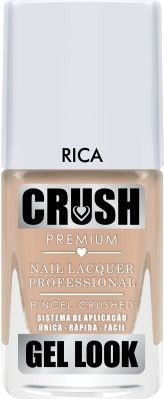 ESMALTE CRUSH - RICA 9ml - CREMOSO