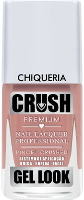 ESMALTE CRUSH - CHIQUERIA 9ml - CREMOSO