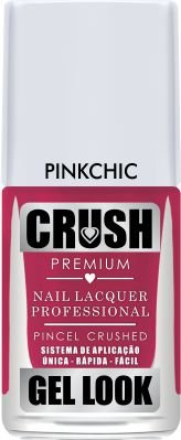 ESMALTE CRUSH - PINK CHIC 9ml - CREMOSO