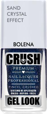 ESMALTE CRUSH - BOLENA 9ml - SAND CRYSTAL EFFECT