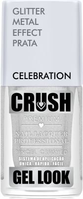 ESMALTE CRUSH - CELEBRATION 9ml - GLITTER METAL
