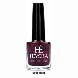 ESMALTE HEVORA - NEW YORK 8ml