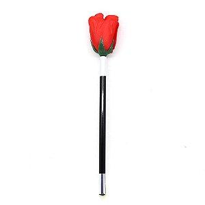 Flor que aparece na varinha