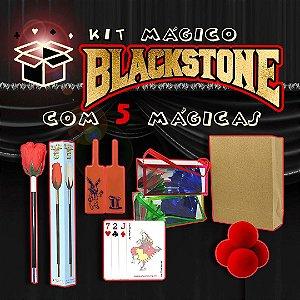 """KIT MÁGICO """"BLACKSTONE"""""""