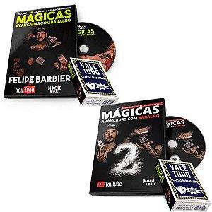 COMBO DOS DVD's