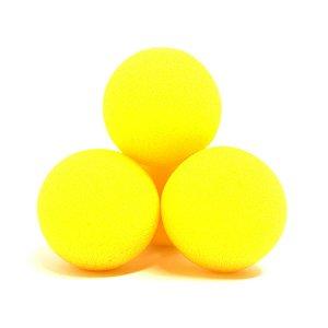 Bolinha de Espuma Amarela