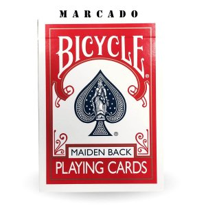 Bicycle Marcado - The Code