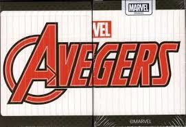 Marvel Avengers Spread