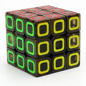 Cubo Mágico 3x3 Fumê