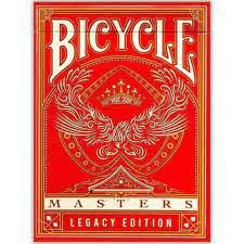 Bicycle Shadow Masters Legacy Edition  Vermelho