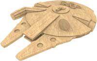 Millennium Falcon - Puzzles 3D