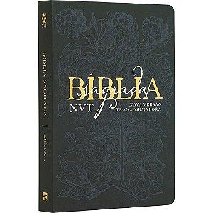 BÍBLIA NVT LG ÉDEN AZUL