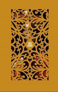 Bíblia Sagrada NVI, Capa Dura, Dourada, Leitura Perfeita