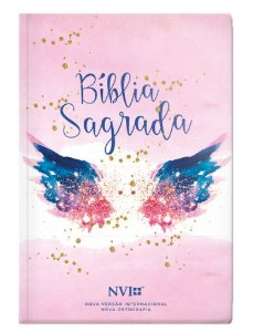 Bíblia NVI grande semi-luxo Asas do Pensamento