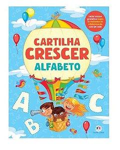Cartilha Crescer-Alfabeto