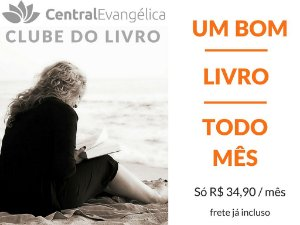 CLUBE DO LIVRO - Assine Aqui!