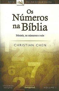 OS NÚMEROS NA BÍBLIA
