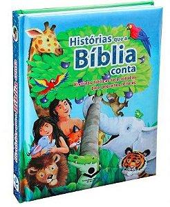 HISTÓRIAS QUE A BÍBLIA CONTA