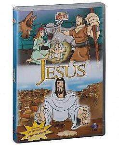 SÉRIE DVD – HERÓIS DA FÉ - JESUS