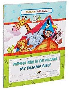 MINHA BÍBLIA DE PIJAMA - BILINGUE (PORTUGUÊS x INGLÊS)