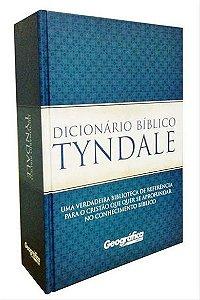 Dicionário Bíblico Tyndale - Capa Dura