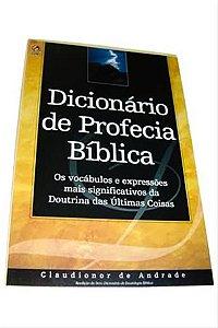 Dicionário de Profecia Bíblica
