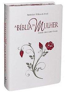 A BÍBLIA DA MULHER - Almeida Revista e Atualizada