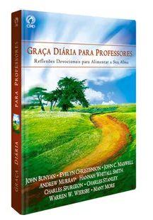 GRAÇA DIÁRIA PARA PROFESSORES