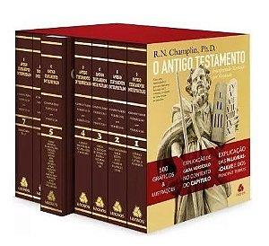 O Antigo Testamento Interpretado – Champlin | Russell Norman Champlin