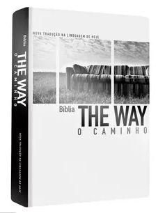 BÍBLIA THE WAY - O CAMINHO (CAPA FLEXÍVEL)