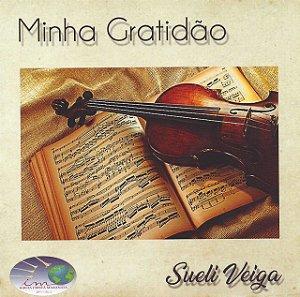 CD - Minha Gratidão - Sueli Veiga