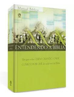 MANUAL BÍBLICO ENTENDENDO A BÍBLIA