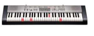 TECLADO MUSICAL COM TECLADO ILUMINADO LK-130K2