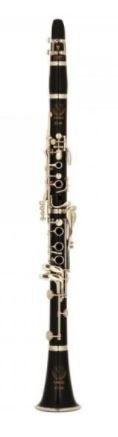 Clarinete Bb CL04N Preto Brilhante EAGLE